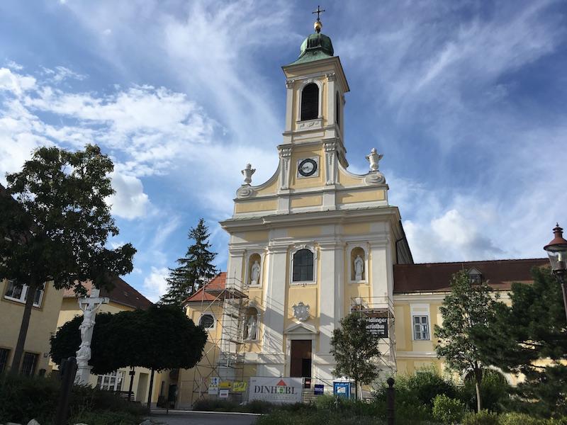 Vorstadtkirche Wiener Neustadt, Foto: Eva Perthen