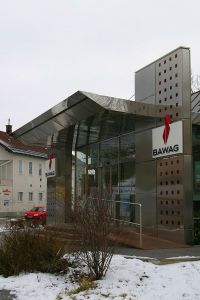 Geschäftsumbau BAWAG Ungargasse Wiener Neustadt