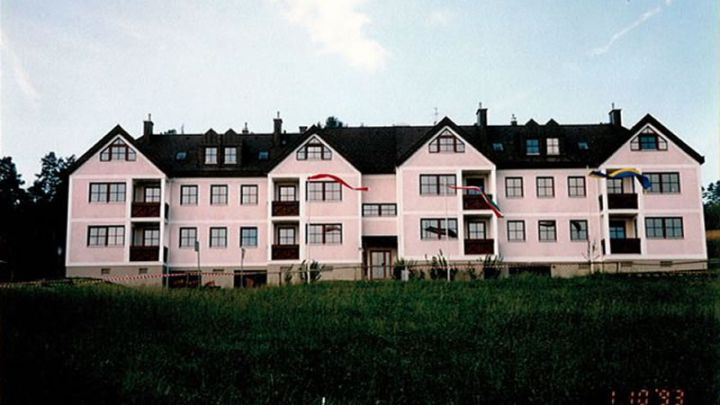Mehrfamilienwohnhaus Hochegg