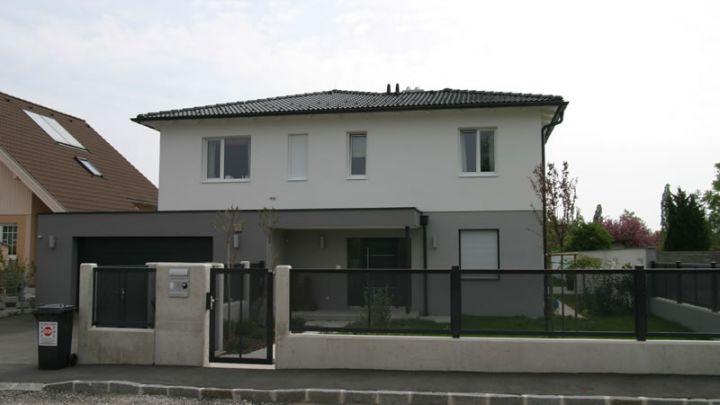 Niedrigstenergiehaus Zehnerviertel Wr. Neustadt