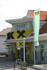 Raiffeisen Bank Zehnergürtel Wr. Neustadt